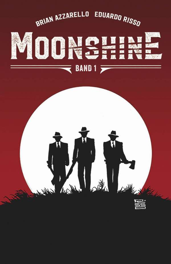 Moonshine Bd. 1