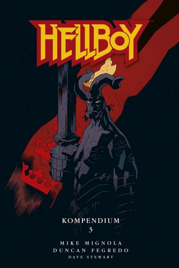 Hellboy Kompendium Bd. 03