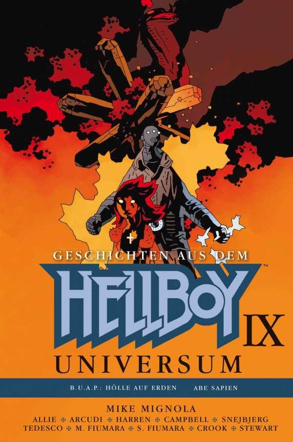 Geschichten aus dem Hellboy Universum IX