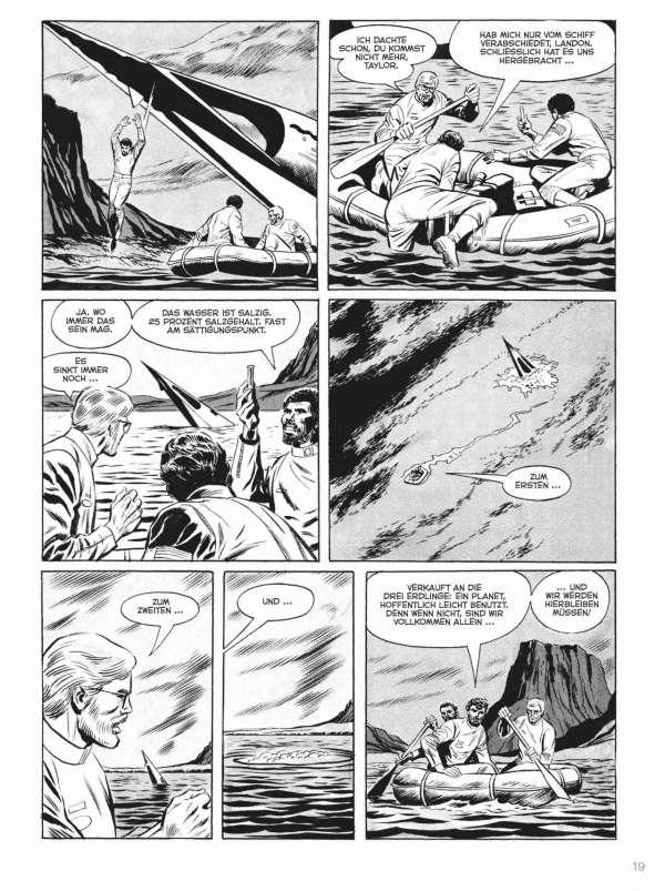 Planet der Affen Archiv 2 - Cross Cult - Comics & Romane