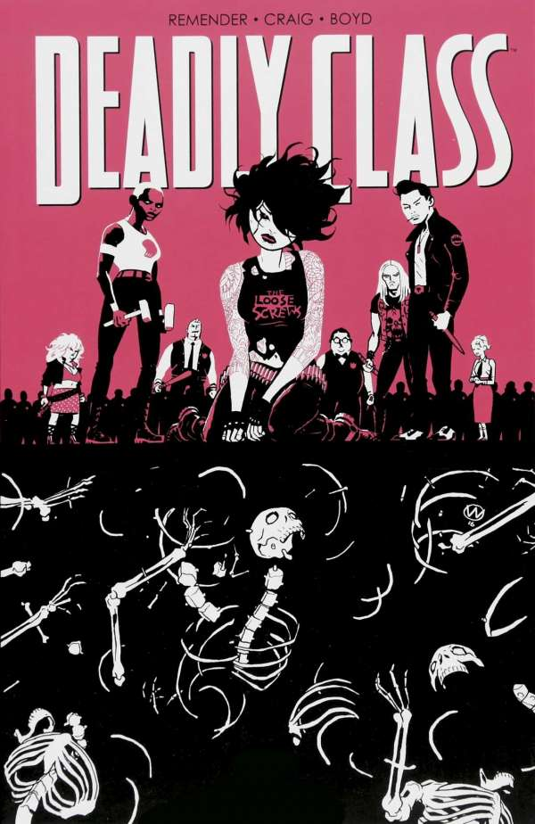 Deadly Class Bd. 5 - Karussel