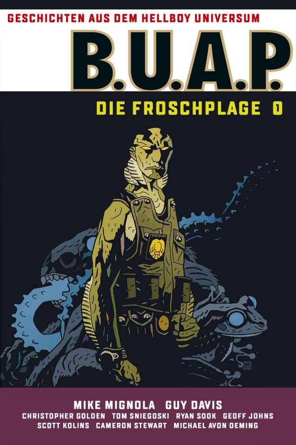 B.U.A.P. - Die Froschplage Bd. 1