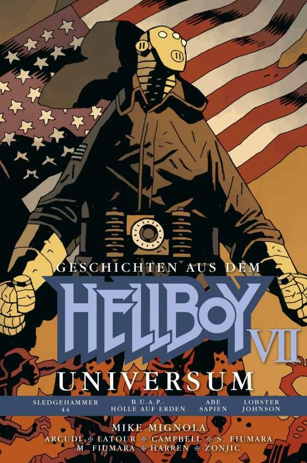 Geschichten aus dem Hellboy-Universum Bd. 7