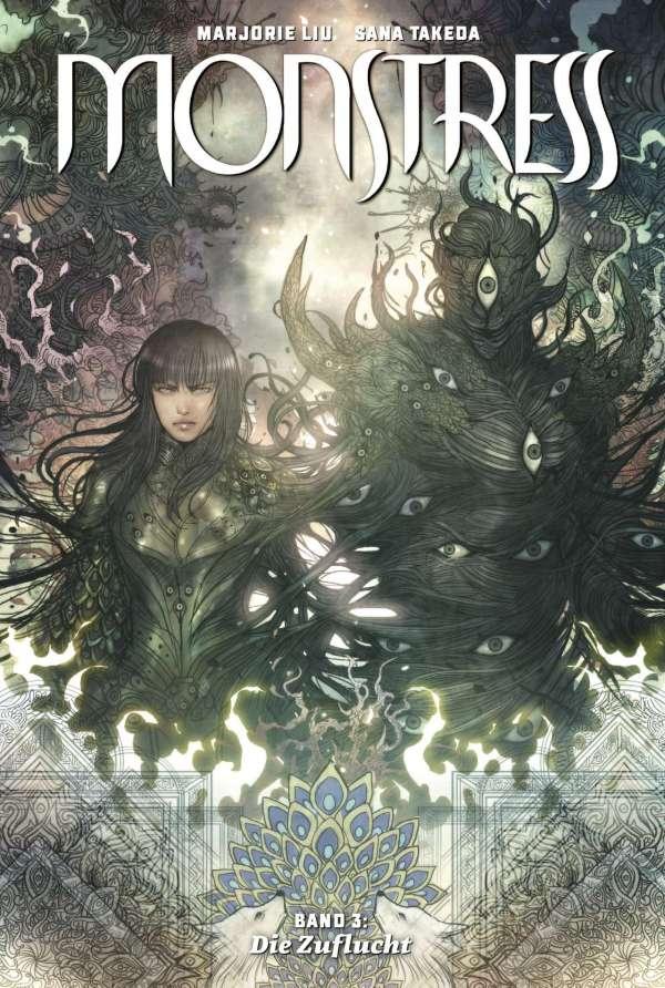 Monstress Bd. 03 - Die Zuflucht