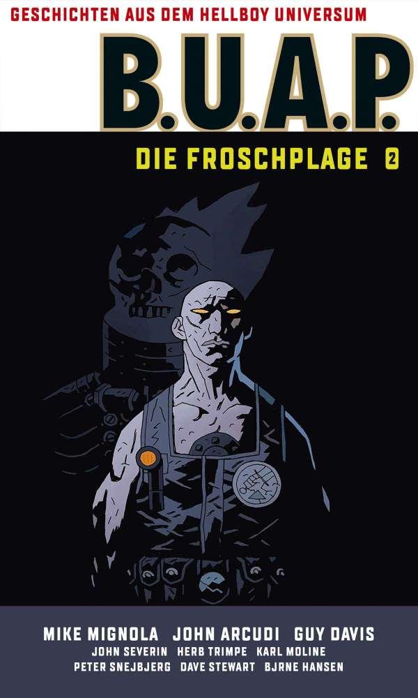 B.U.A.P. - Die Froschplage Bd. 2