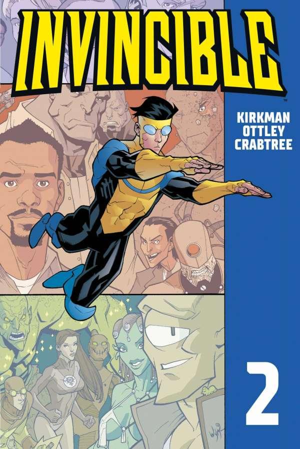 Invincible Bd. 2