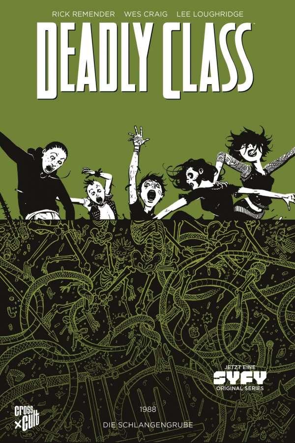 Deadly Class Bd. 3 - Die Schlangengrube