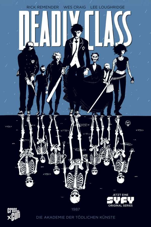 Deadly Class Bd. 1 - Akademie der tödlichen Künste