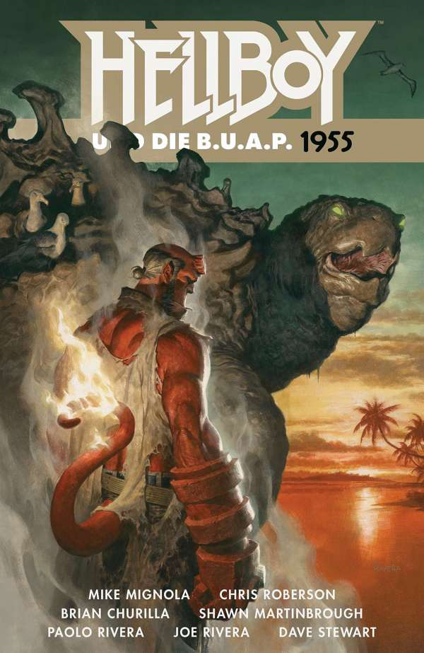 Hellboy Bd. 18 - Hellboy und die B.U.A.P. 1955