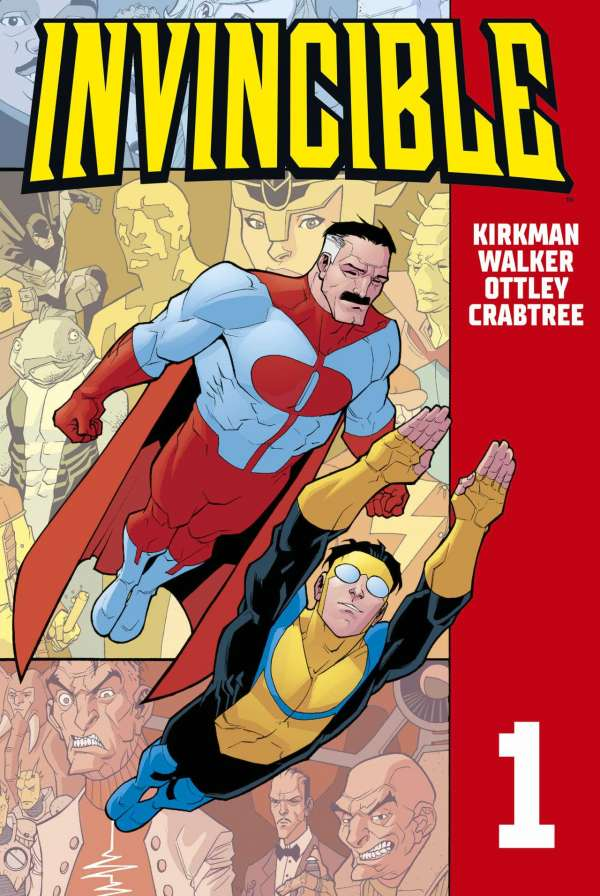 Invincible Bd. 1