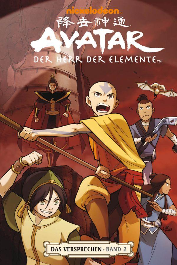 Avatar Der Herr Der Elemente 2