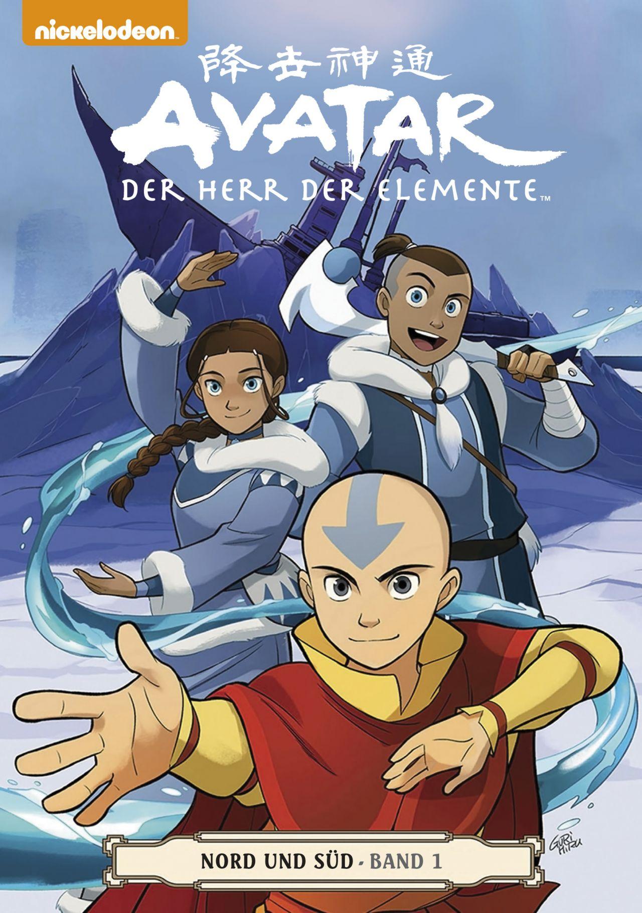 Avatar Der Herr Der Elemente Bs
