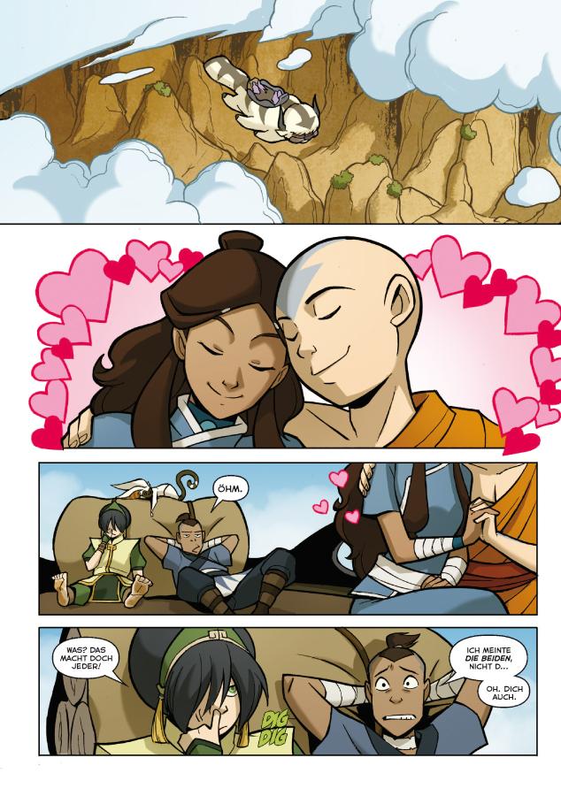 Avatar Das Versprechen