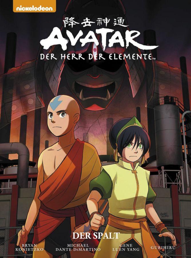 Avatar: Der Herr der Elemente – Premium 3: Der Spalt