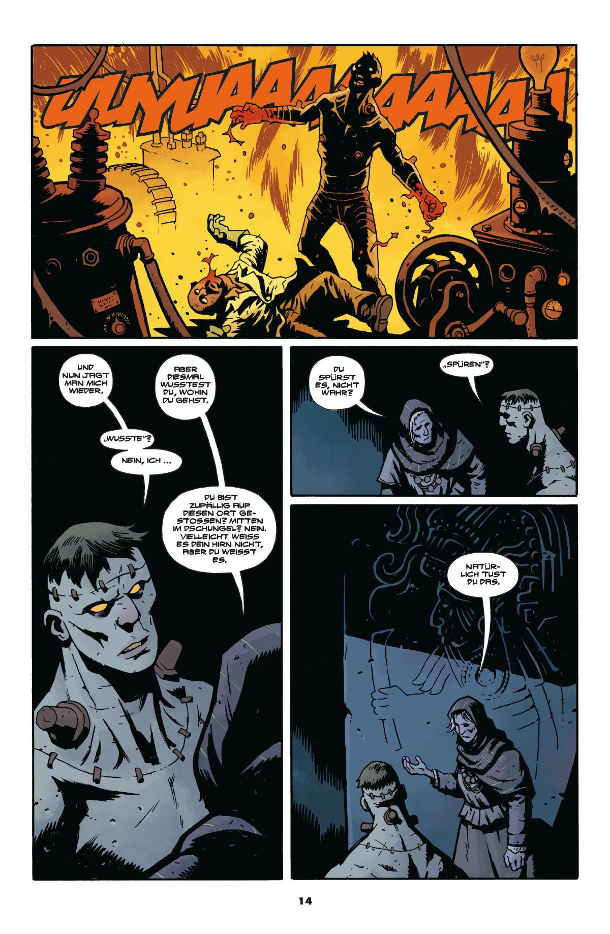 In Mary Shelley's novel Frankenstein, why does Victor Frankenstein create the monster?