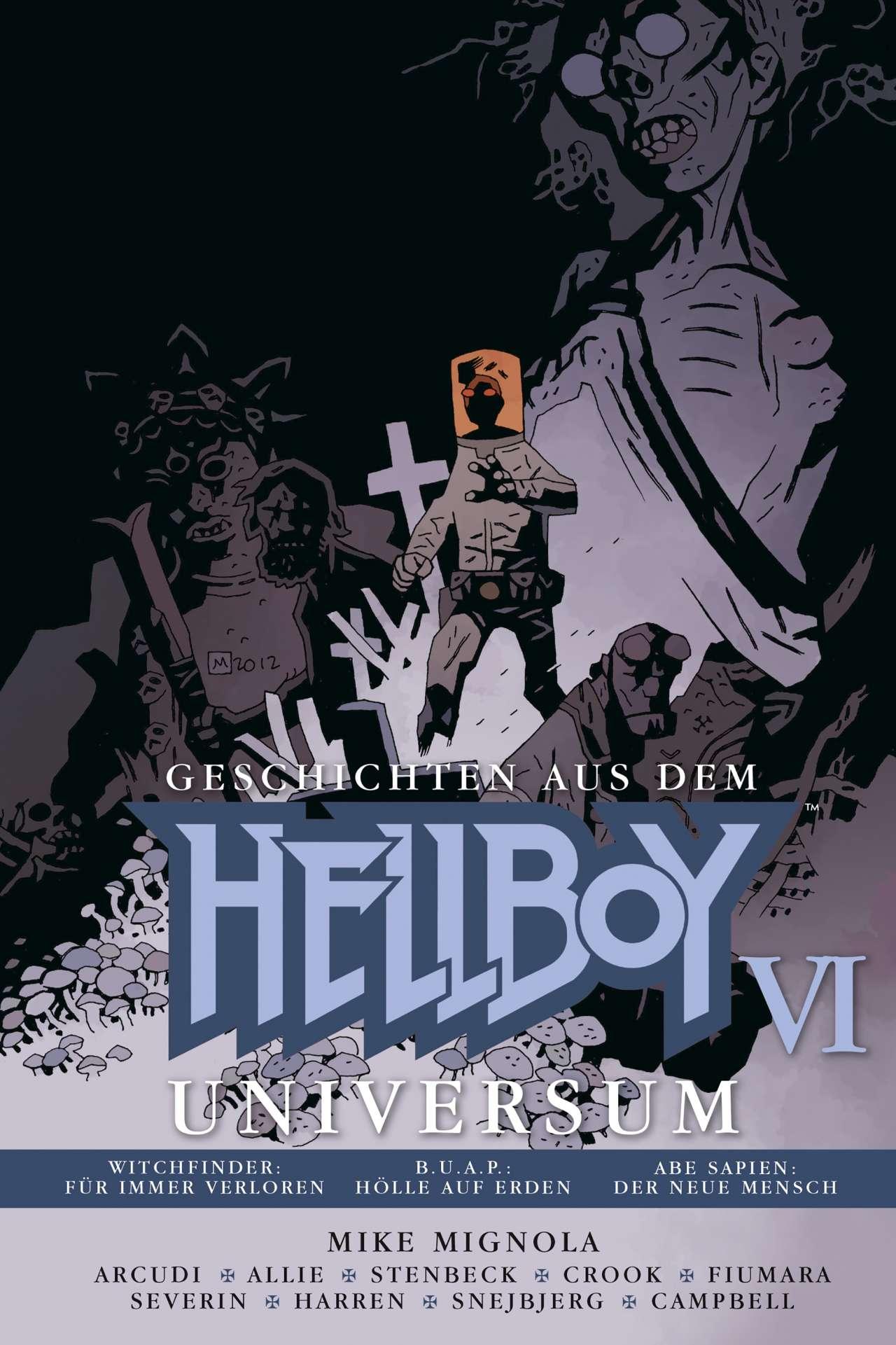 Geschichten aus dem Hellboy-Universum Bd. 06