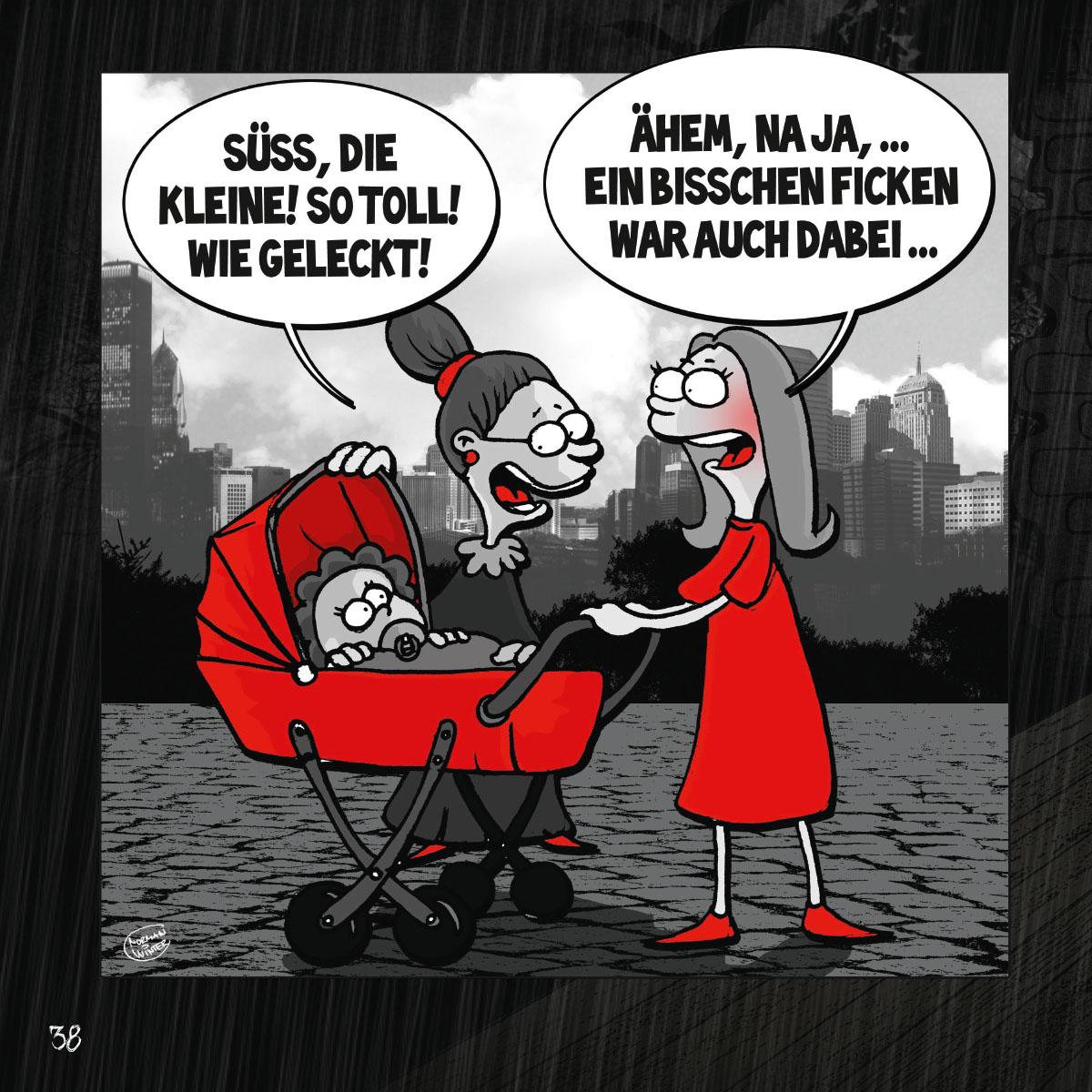 Schwarzer Humor Aus Der Horrorklinik 1
