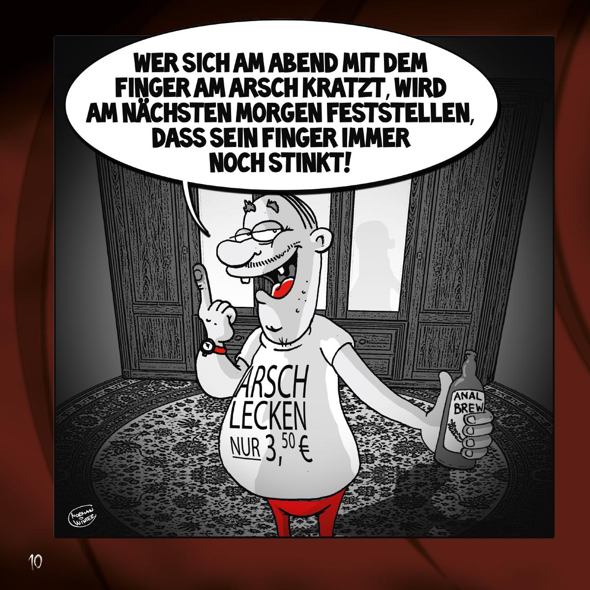 Schwarzer Humor Aus Der Horrorklinik 2