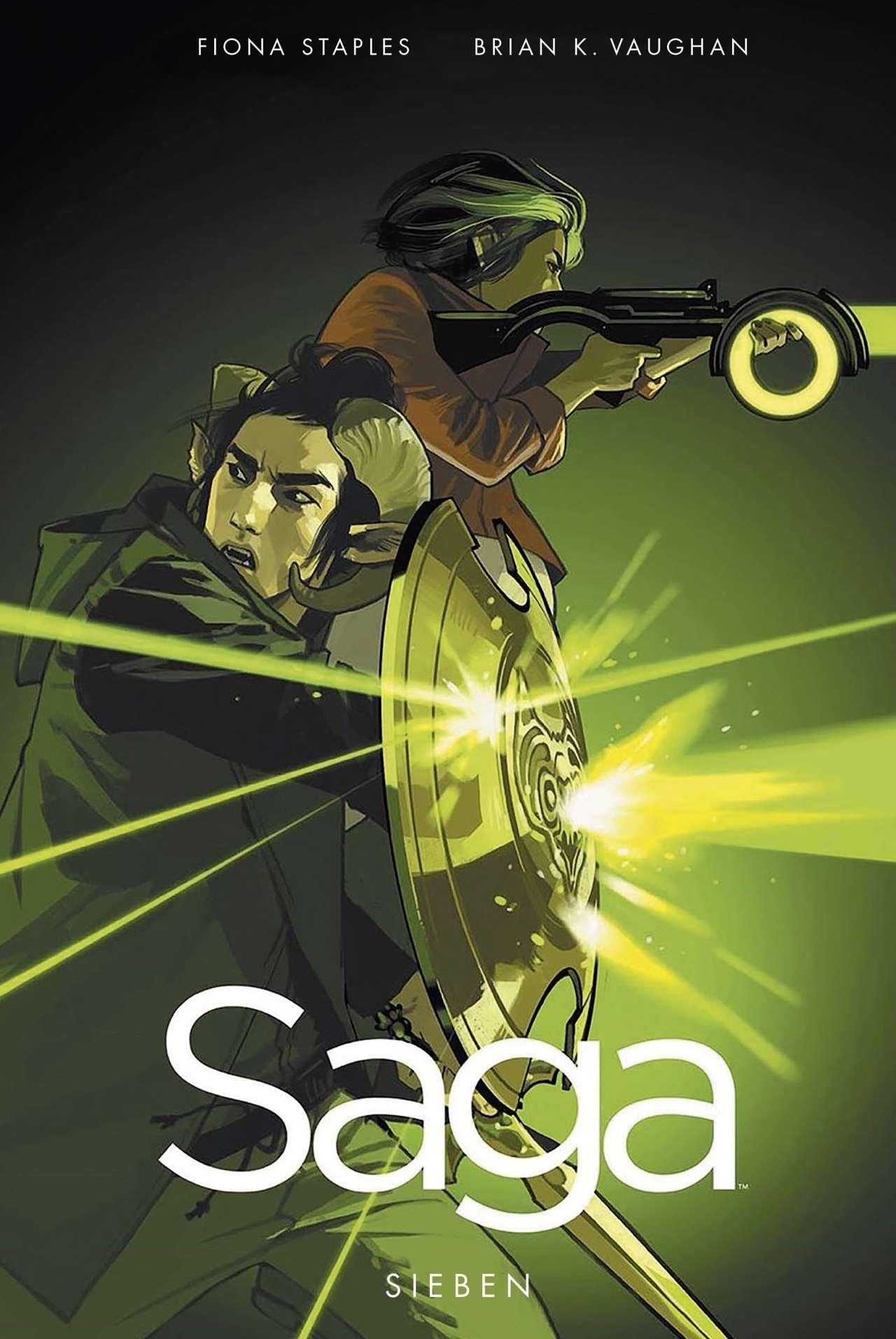 Saga Bd. 07 - Der Krieg von Phang