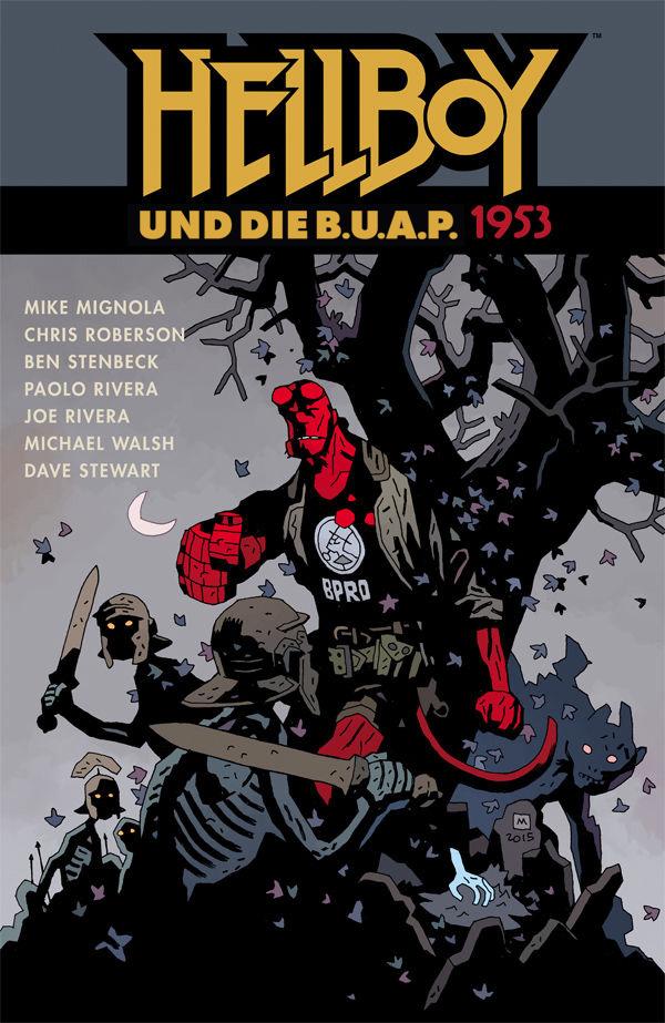 Hellboy Bd. 16 - Hellboy und die B.U.A.P. 1953