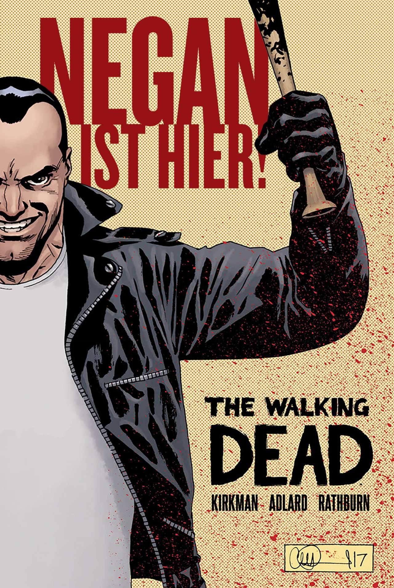 The Walking Dead - Negan ist hier!