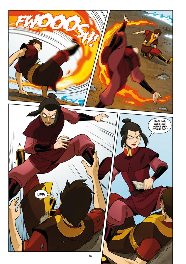Avatar: Der Herr der Elemente 6: Die Suche 2 - Cross Cult