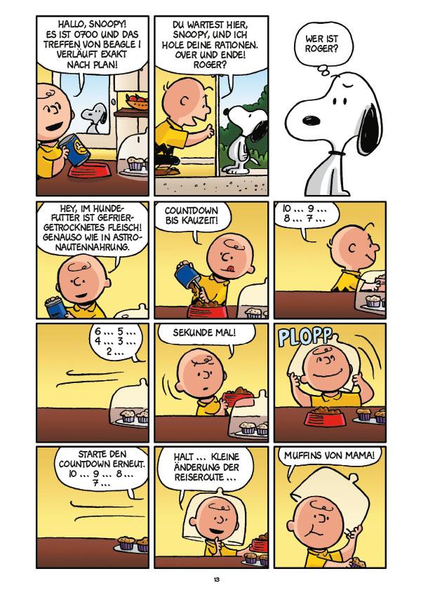 Charlie Brown Deutsch