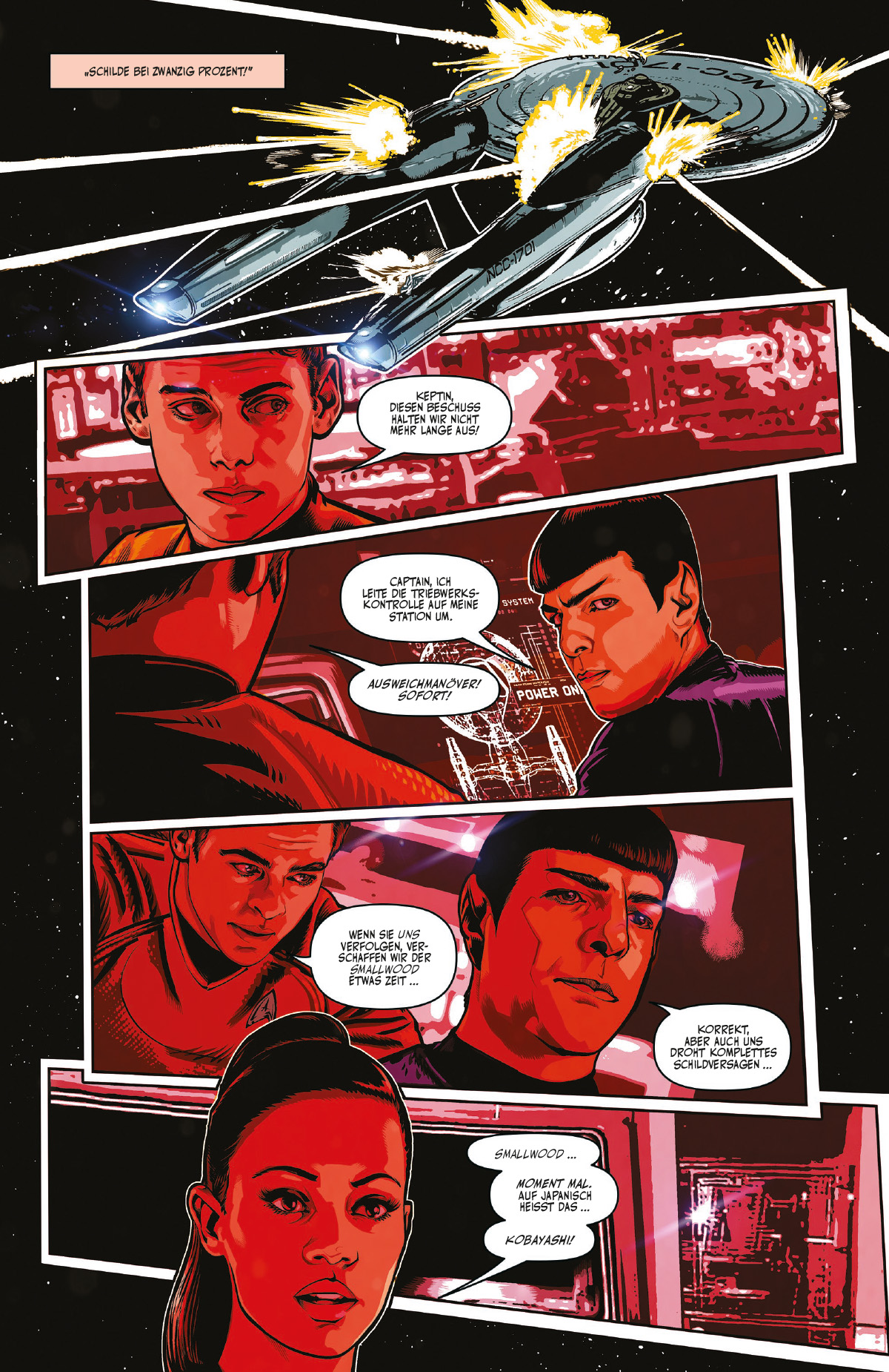 Star Trek Die Verschwörung