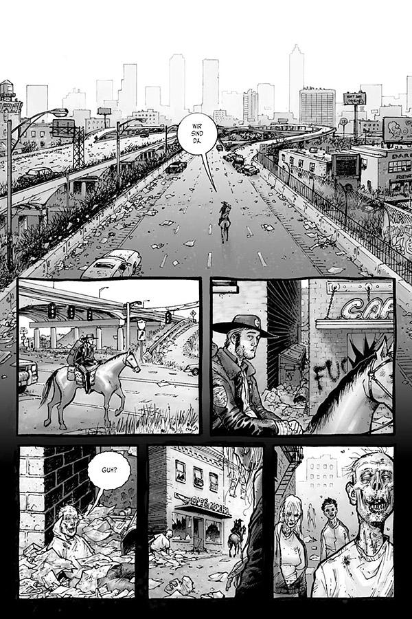 The Walking Dead Comic Deutsch Ebook